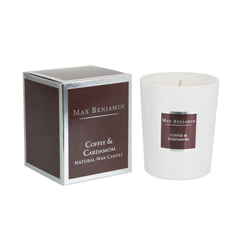 Scented Candle - 190g - Coffee & Cardamom