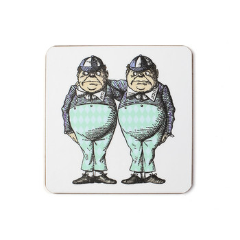 Tweedles Coaster