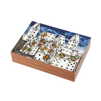 Wooden Citta di Carte Box