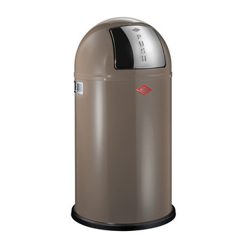 Pushboy Bin - 50L - Warm Gray