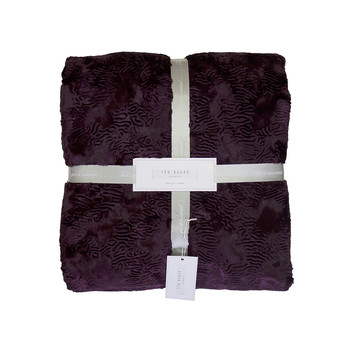 Pierra Throw - Damson