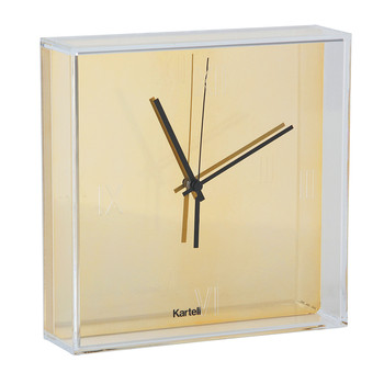 Tic&Tac Wall Clock - Gold