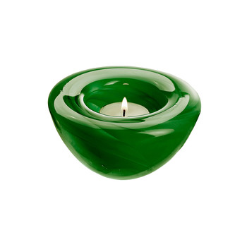 Atoll Votive - Grass Green