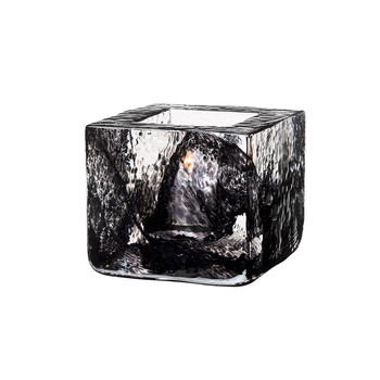 Brick Votive - Black