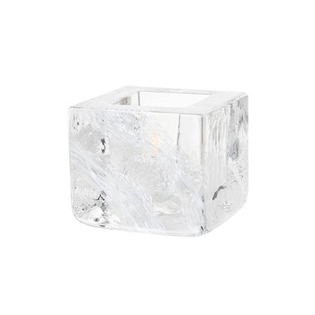 Brick Votive - White