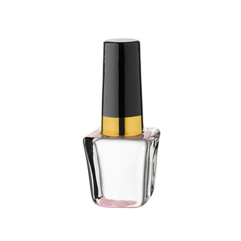 Make Up Mini Nail Polish Ornament - Pearl Pink