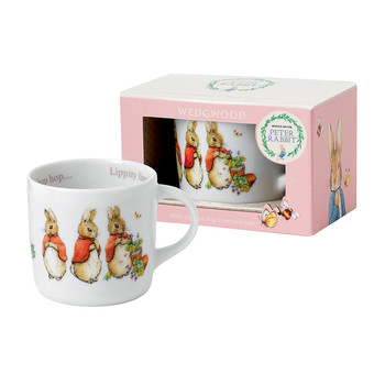 Peter Rabbit Girl's Mug