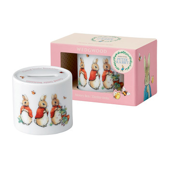 Peter Rabbit Girl's Money Box