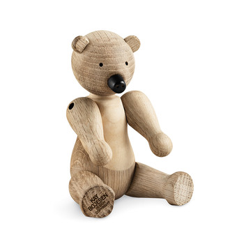 Bear Wooden Figurine