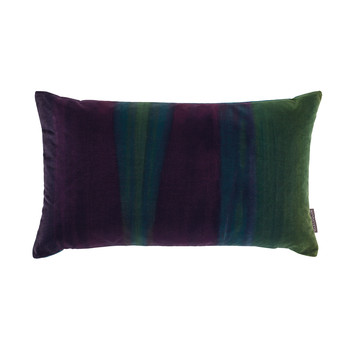 Amazilia Velvet Cushion - 35x60cm - Gooseberry