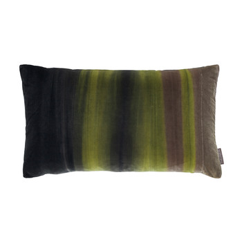Amazilia Velvet Cushion - 35x60cm - Stone