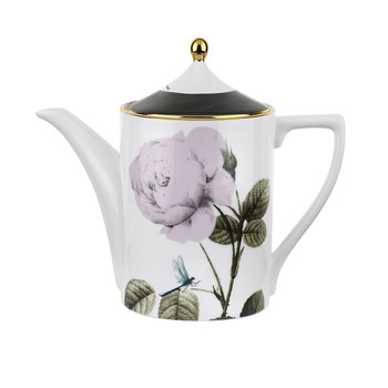 Rosie Lee Teapot - White
