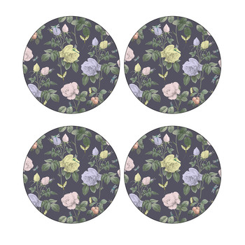Rosie Lee Round Placemats - Set of 4