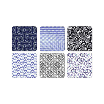 Ted Baker Coasters - Langdon - Set of 6