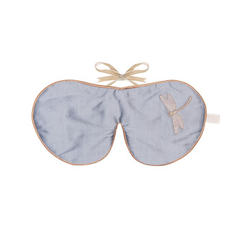Lavender Eye Mask - Silver