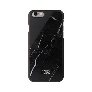 Clic Marble iPhone 6 Case - Black