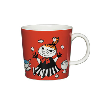 Moomin Mug - Little My Red