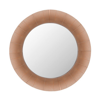 All Saints Mirror - Round - Copper