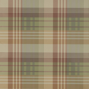 Mulberry Ancient Tartan Wallpaper - FG079.Y107.0 Mulberry