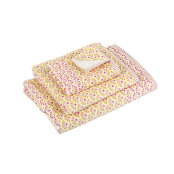 Blooming Tails Towel