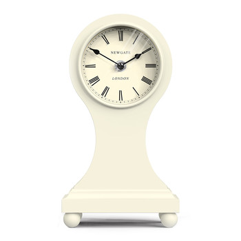 Holland Park Clock - Gorgeous Cream
