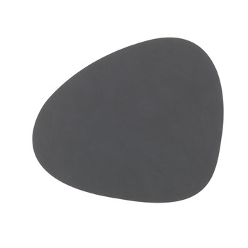Table Mat Curve - Anthracite