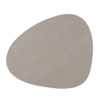 Table Mat Curve - Gray