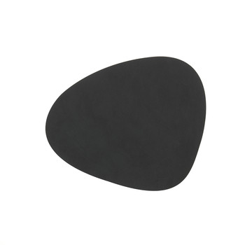 Curve Table Mat - Black