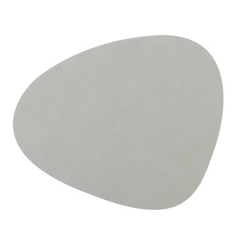 Table Mat Curve - Metallic