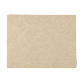 Table Mat Rectangle - Sand - Large