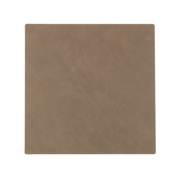 Table Mat Square - Brown - Small