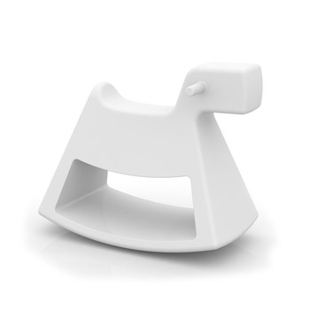 Rosinante Horse Chair - Children's - White