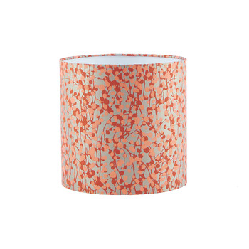 Garland Lamp Shade - Pebble/Tiger Lily