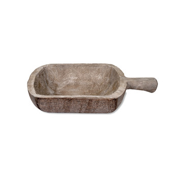 Bothy Trough with Handle - Gray Wash