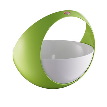Spacy Basket - Lime Green