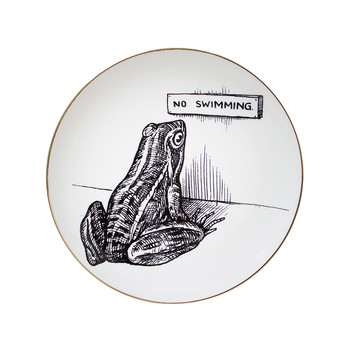 Perfect Plates - Frog