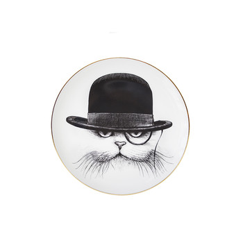 Perfect Plates - Cat Hat Down