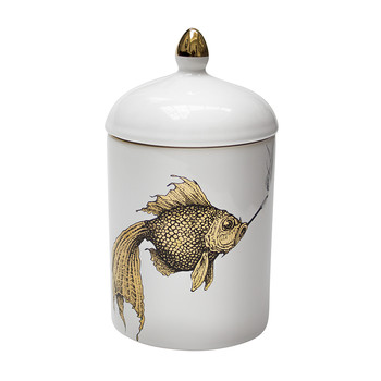 Gold Fish Cozy Candle - 280g