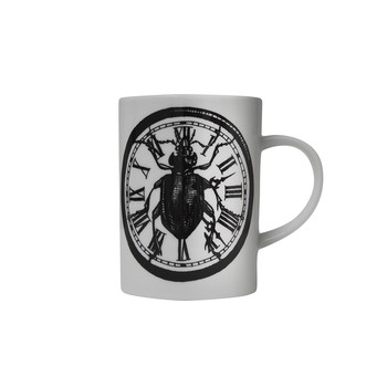 Marvellous Mugs - Beetle Clock