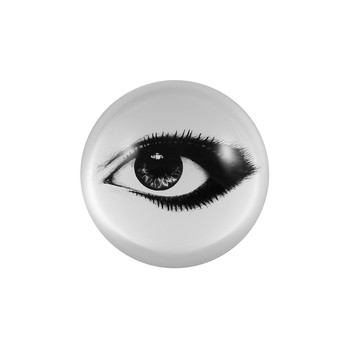 Domed Paperweight - Looking at You Eye