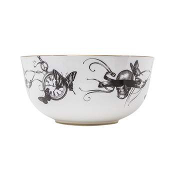 Bewitching Bowls - Masked Skull