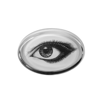 Oval Paperweight - Looking at You Eye