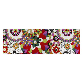 Table Runner - Bianconero Rosso
