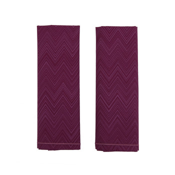 Napkin - Set of 2 - Aubergine