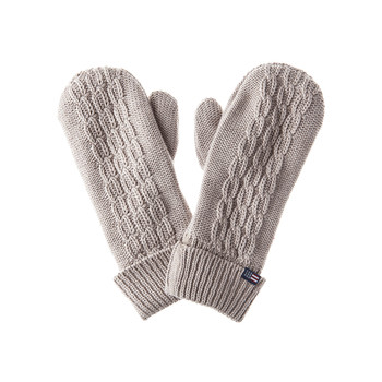 Palmdale Mitten - Feather Grey