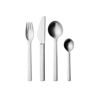 New York 24 Piece Flatware Set