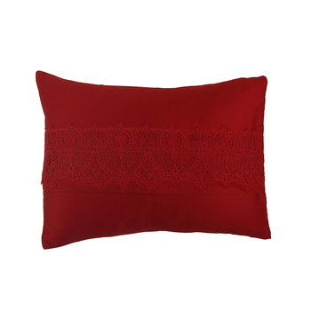 Sfilata Bed Pillow - 30x40cm - Red