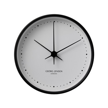 Henning Koppel Clock - Black/White