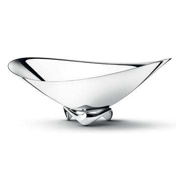 Henning Koppel Wave Bowl - Stainless Steel