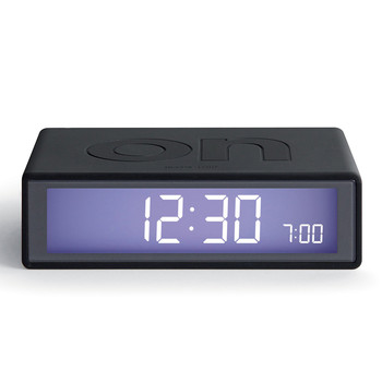 Flip Clock - Dark Grey